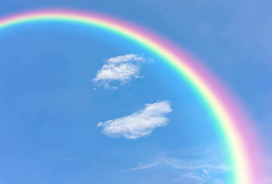 DÚHY V PRÍRODE SÚ VYTVÁRANÉ UMELO, JE ZA TÝM LGBTi!