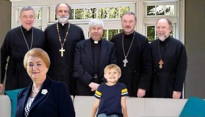 Záborská navrhuje, aby bol každý kňaz považovaný za detského gynekológa a urológa