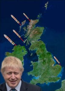 Veľkú Britániu odtiahnu ďalej od Európy v rámci opatrení proti COVID-19