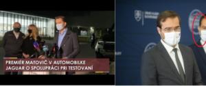 Kvantoví fyzici sú v šoku: Igor Matovič bol na dvoch tlačovkách súčasne