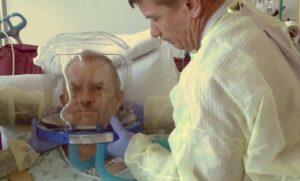 Ak respirátory nepomôžu, vláda má už v zálohe ďalší skvelý plán! Povinné pripojenie na ventiláciu!