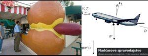 Podvod fyzikov: lietadlo potrebuje na prekonanie odporu vzduchu motory, stolica nie?!
