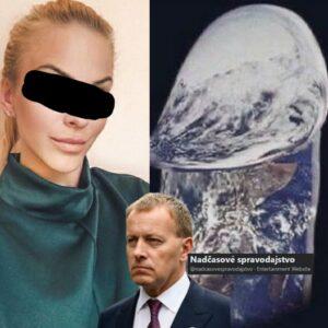 Matka Kollárovho dieťaťa šokuje: Zem nie je plochá, má tvar penisu !!! Mám dôkaz