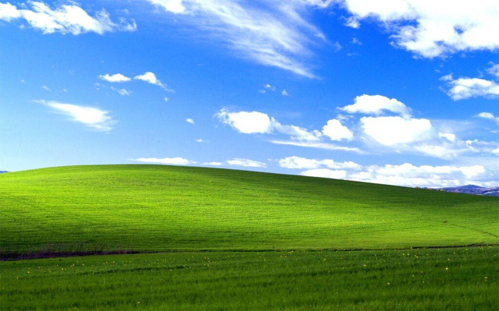 ODHALENÉ: Ak Gates nechce odstrániť všetkých ľudí zo sveta, prečo pozadie na Windows XP vyzeralo takto?